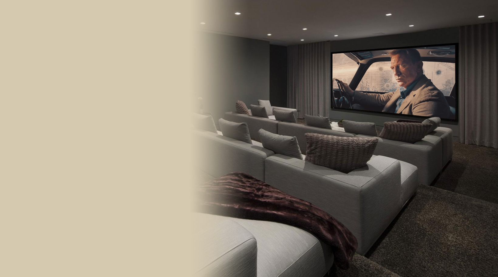 Home Cinema Banner