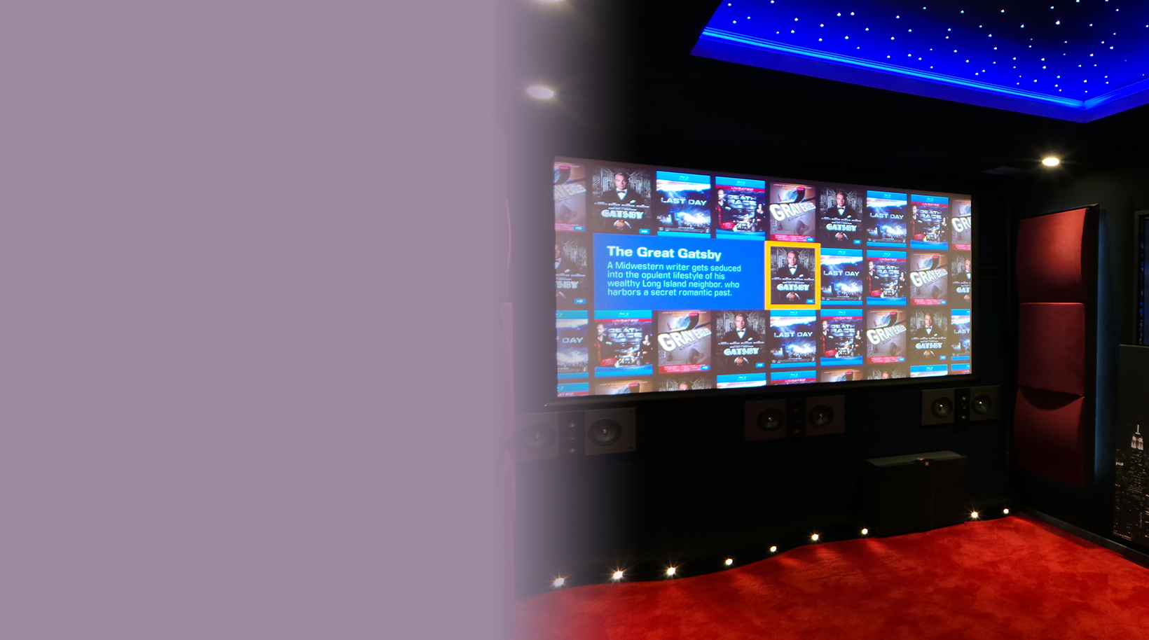 Home Cinema 2 Banner
