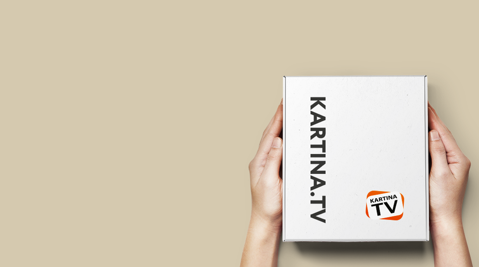 Kartina TV Services Banner