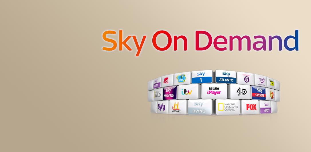 Sky OnDemand