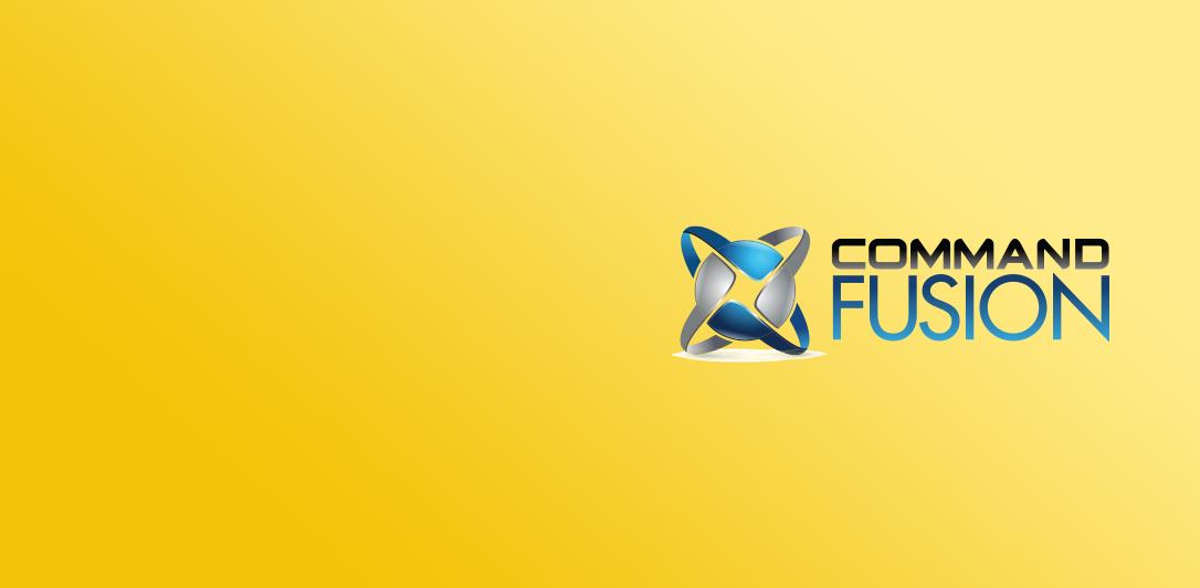 CommandFusion Logo Banner